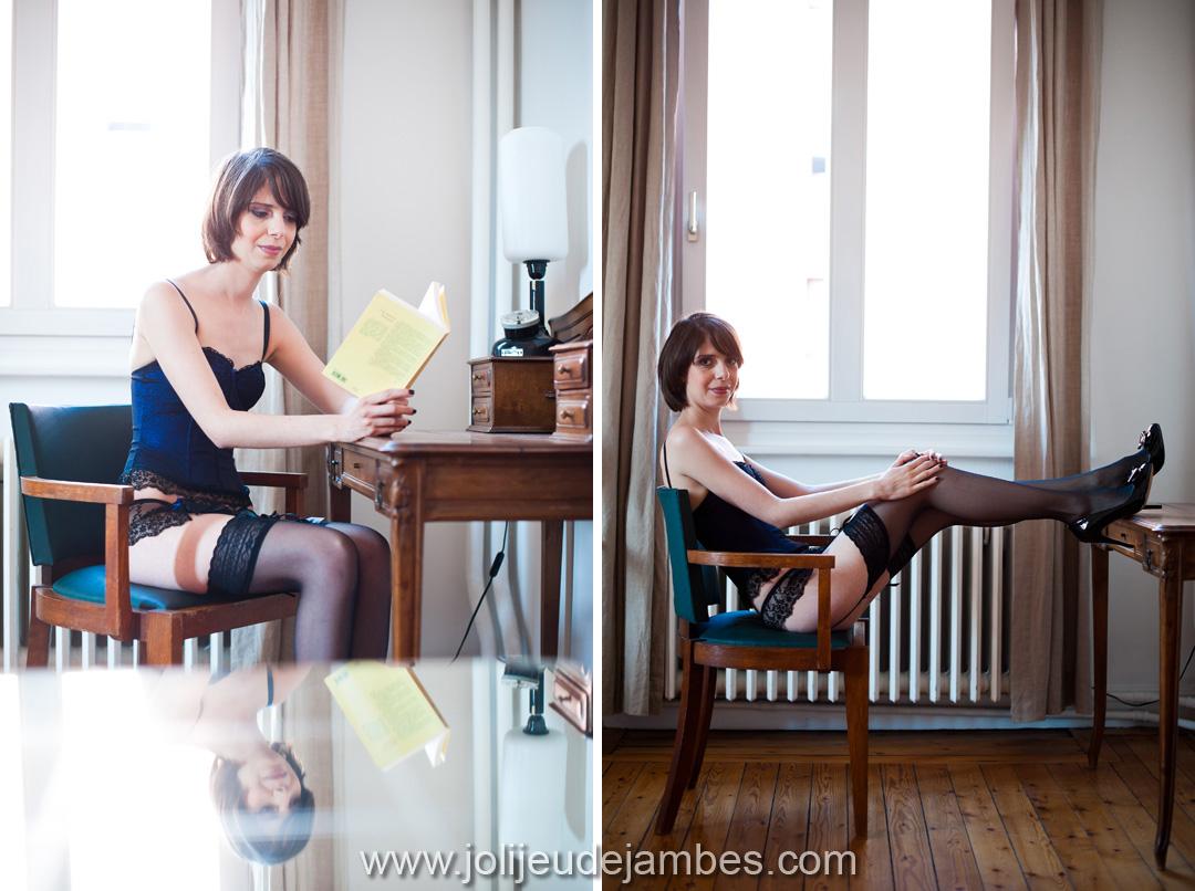 S ance boudoir en chambre d 39 h te lille pauline joli for Boudoir hotel