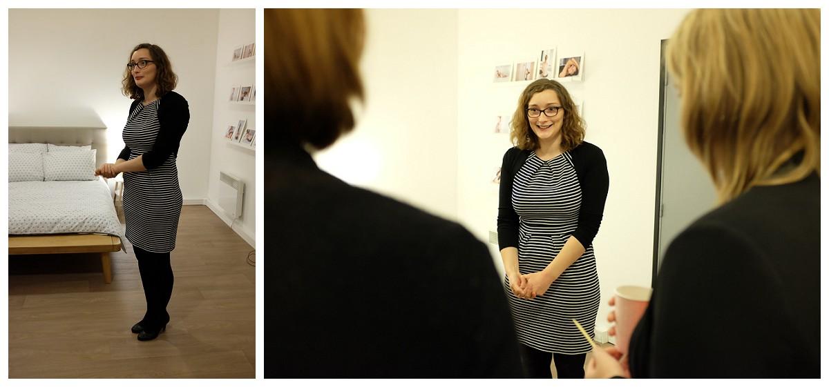 soirée d'inauguration Studio Boudoir Lille la photographe qui explique son projet
