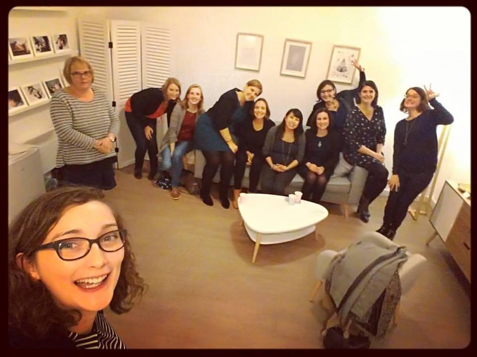 soirée d'inauguration Studio Boudoir Lille le premier studio dédié à la femme dans la région lilloise