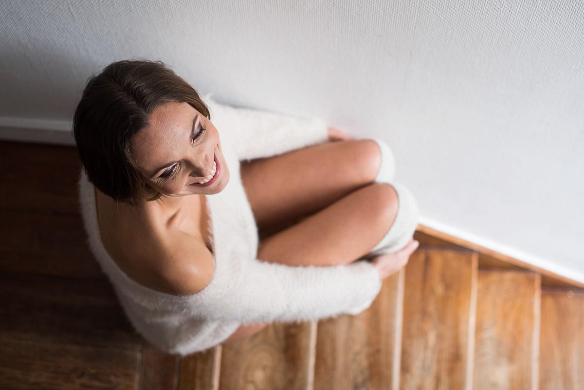 une photographe boudoir femme à Lille dans le nord