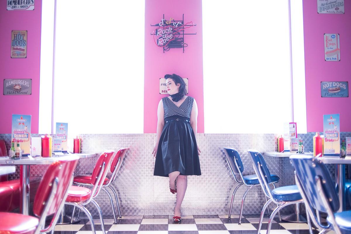 photographe portrait de femme glamour Lille