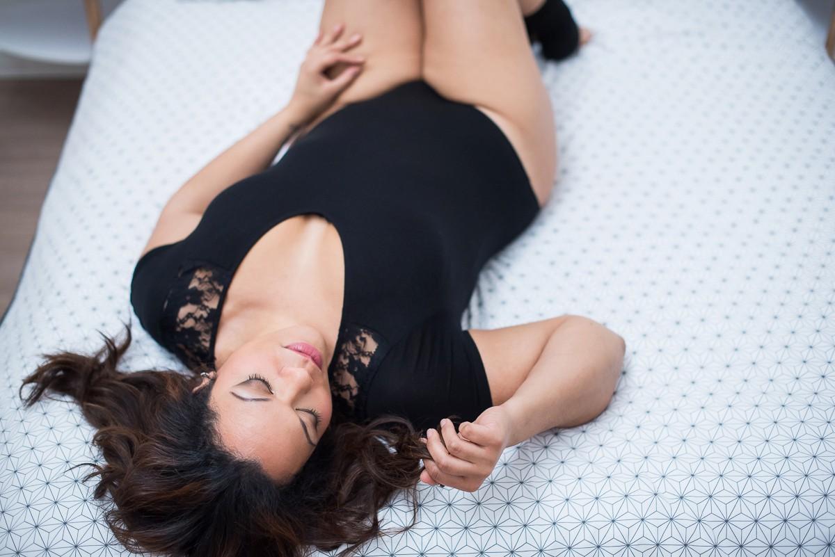 seance photo boudoir sensuelle photographe boudoir Hauts de France