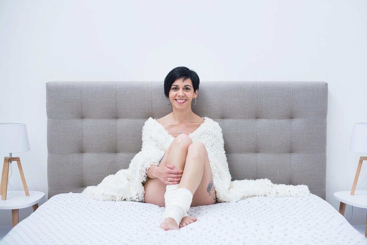 Photographe femme Lille portraits naturels en séance photo avec une femme photographe
