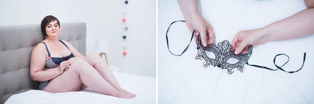 Photos boudoir lingerie Lille photographe spécialiste des femmes dans le nord