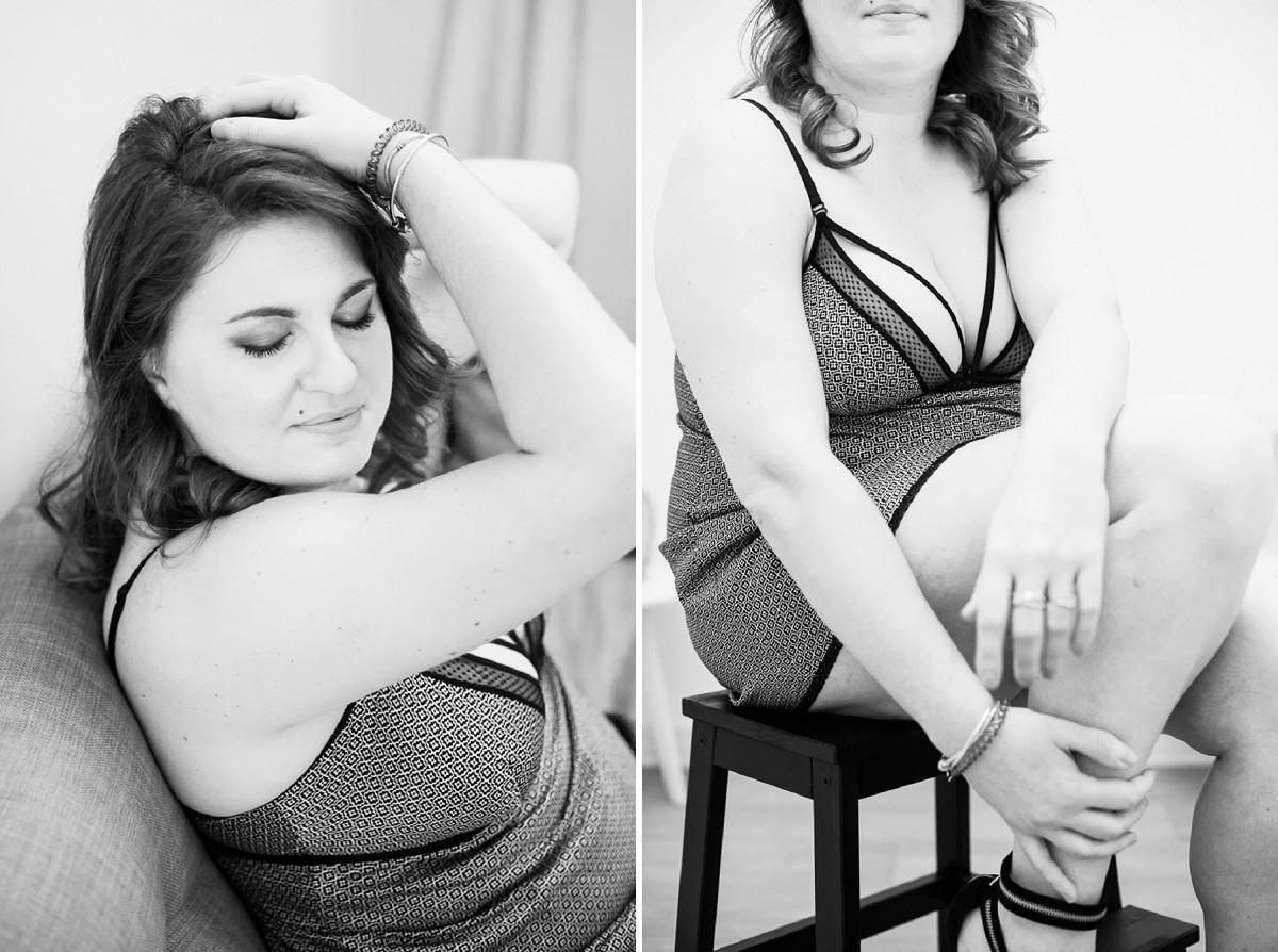 séance photo femme glamour Lille photographe boudoir