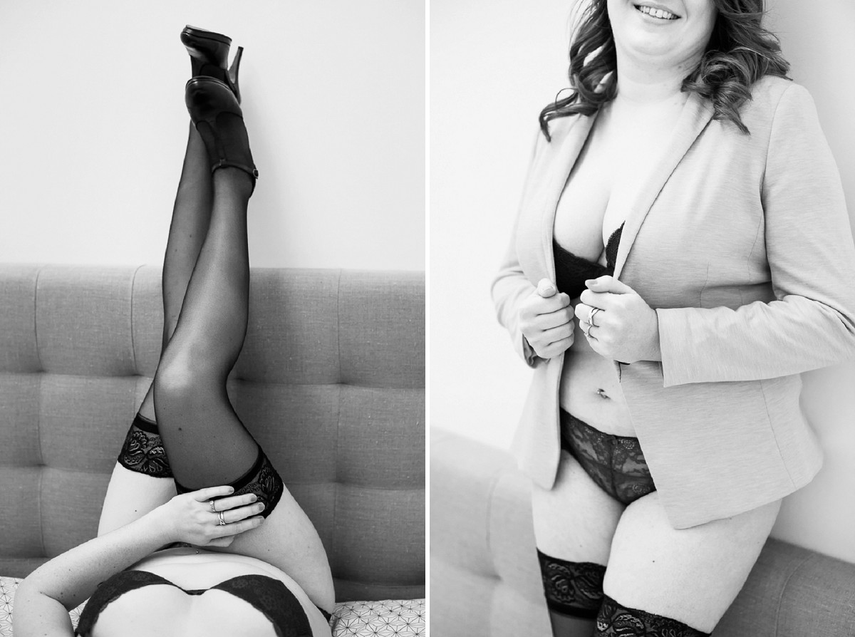 photographe glamour lille shooting photo lingerie femme ronde pulpeuse